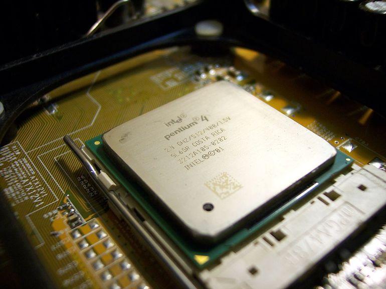 Нормальная температура процессора