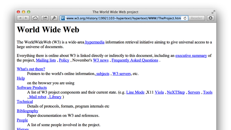 Браузер World Wide Web