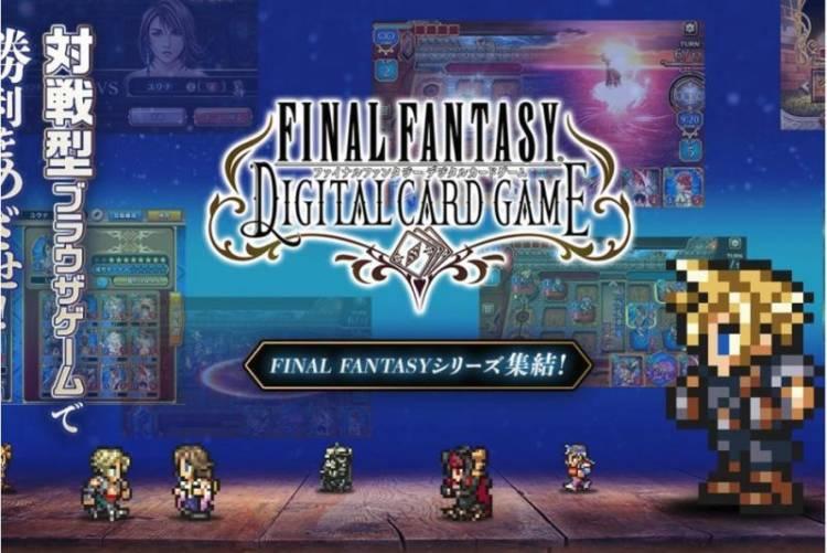 Карточная игра по Final Fantasy выйдет на iOS и Android