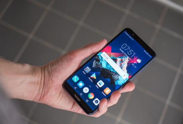 Honor 7X получает первую бета-версию Android 9