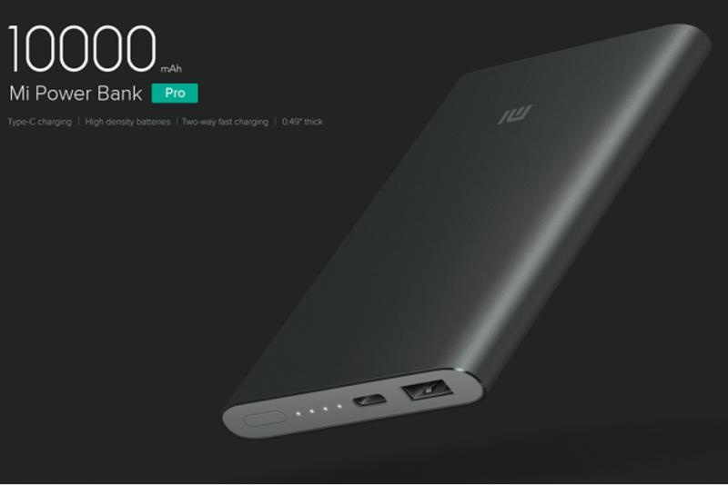 Xiaomi выпустила Mi Power Bank 3 на 20,000 мАч