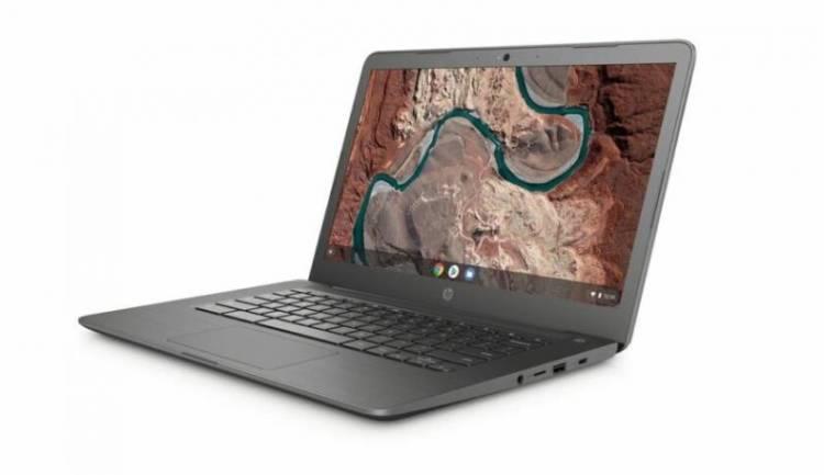 HP анонсировала новые Chromebook (в том числе с чипами AMD)