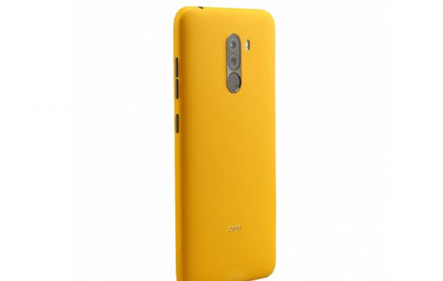 Xiaomi Pocophone F1 получил новые цвета корпуса