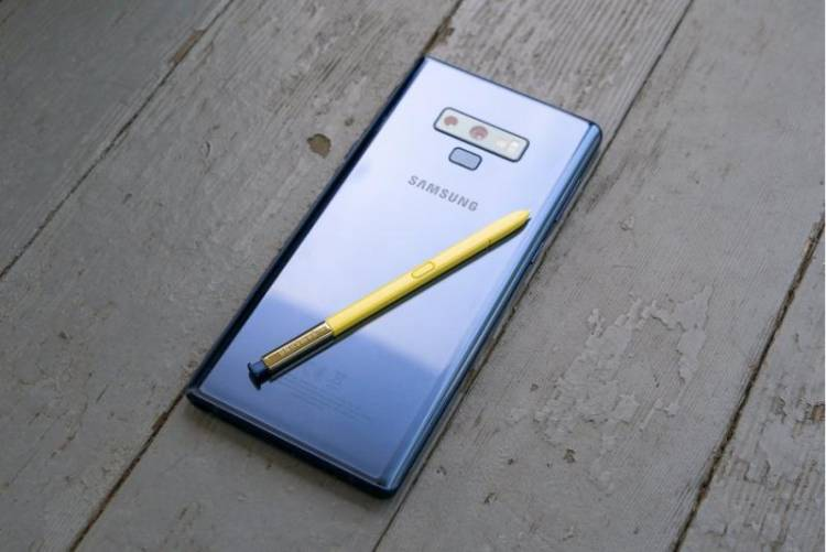 Следующий Samsung Galaxy Note может получить стилус со встроенной камерой