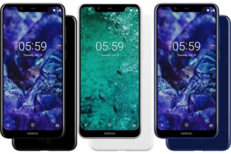 В продажу поступили две улучшенные версии Nokia 5.1 Plus