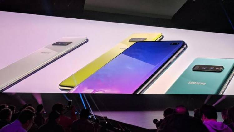 Samsung анонсировала Galaxy S10 и Galaxy S10+
