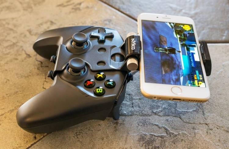 Fortnite для смартфонов теперь работает с геймпадами