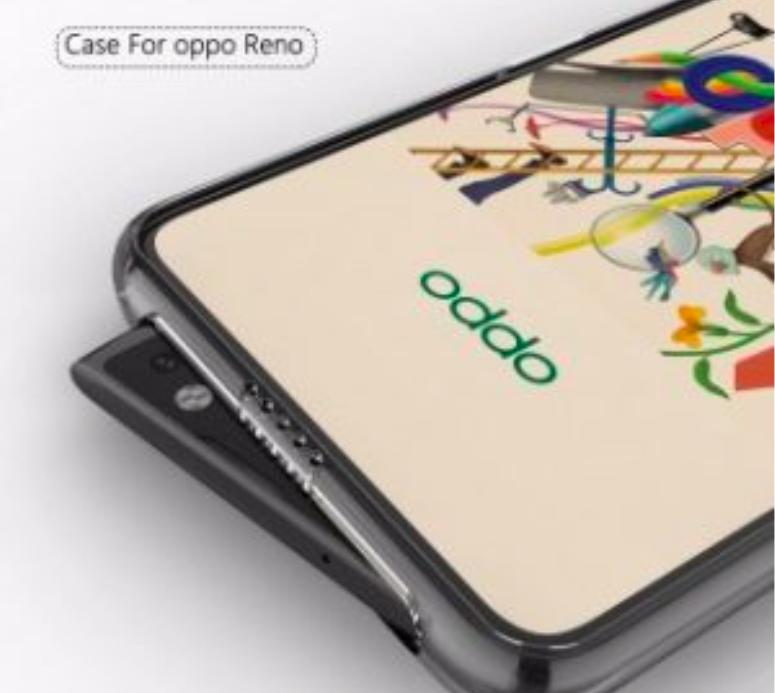 В интернете появилось первое видео с OPPO Reno
