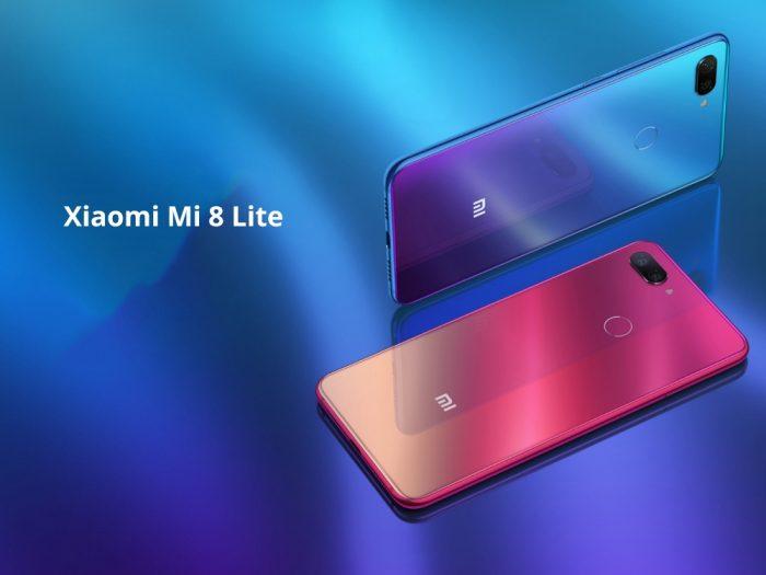 Xiaomi Mi 8 Lite получил глобальную версию MIUI 10