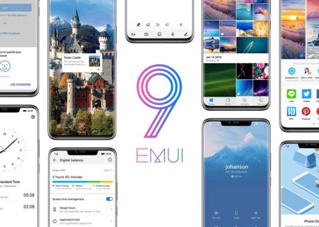 Еще больше смартфонов Huawei получили EMUI 9 с Android Pie