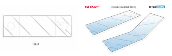 Sharp может выпустить игровой смартфон со складным дисплеем
