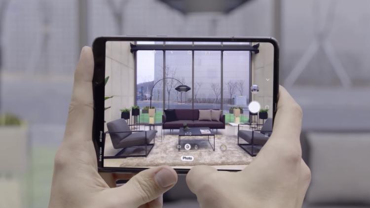 Опубликовано второе видео с Samsung Galaxy Fold