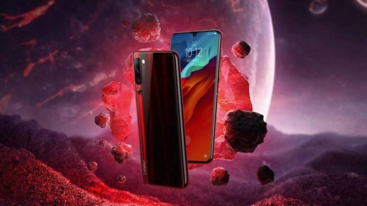 Lenovo анонсирует новый смартфон 22 мая