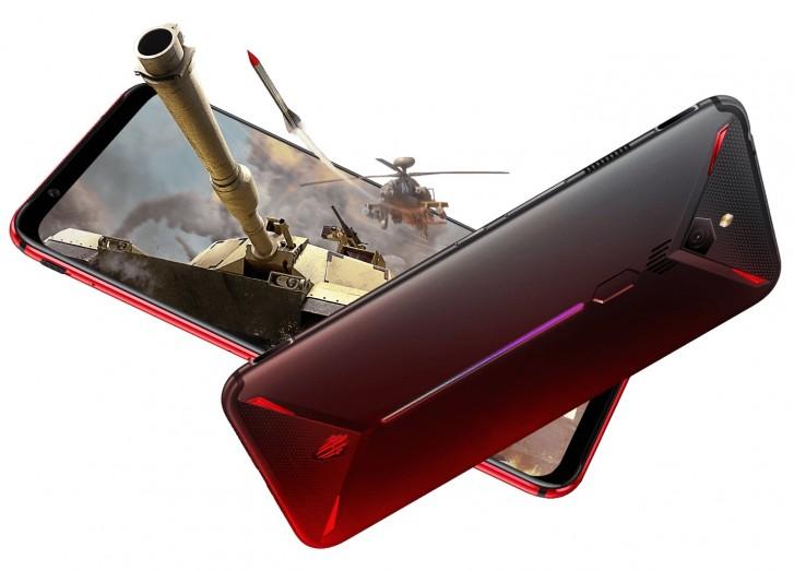 ZTE nubia Red Magic 3 поступил в продажу