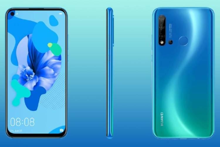 Раскрыты характеристики Huawei P20 Lite (2019)