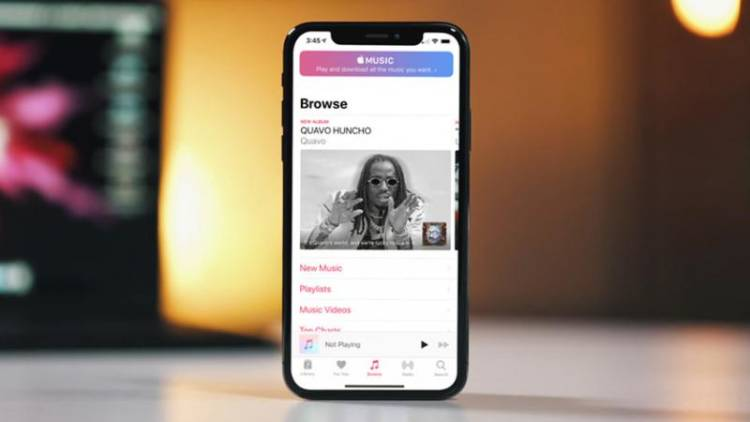 Число пользователей Apple Music достигло 60 млн
