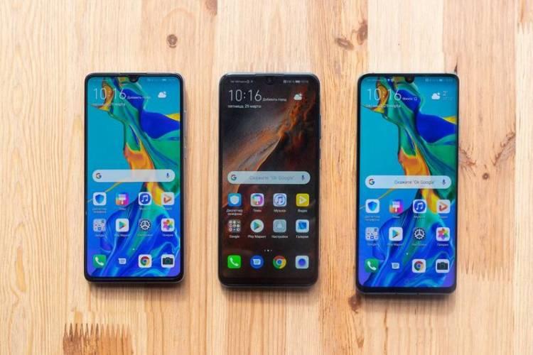 Huawei: Производство смартфонов продолжается в обычном объеме