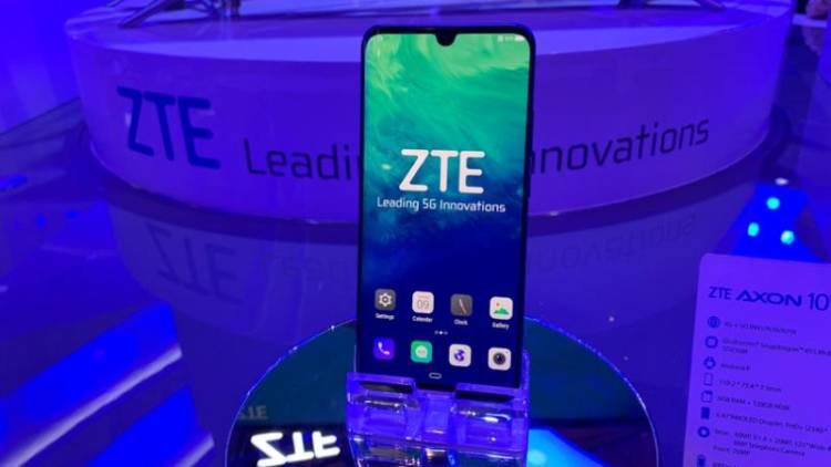 Первый 5G-смартфон ZTE выйдет в Китае в июле