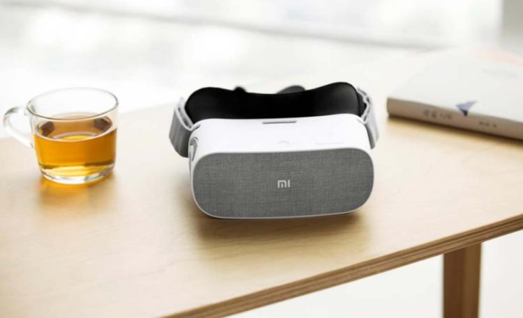 Xiaomi анонсировала очки виртуальной реальности Xiaomi Mi 3D Cinema