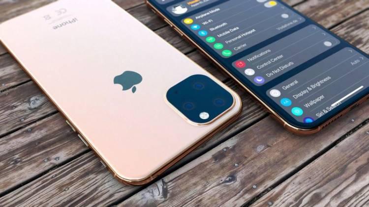 Apple выпустит сразу четыре айфона в следующем году