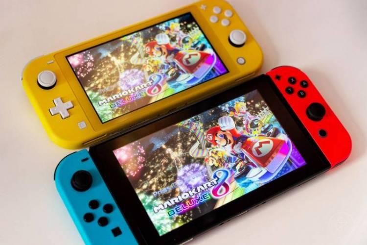 На рынок вышла новая консоль Switch Lite от Nintendo