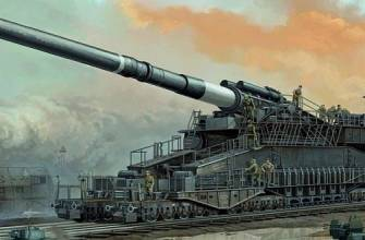 biggest artillery