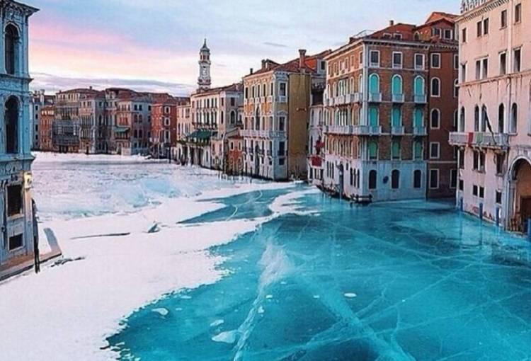 ice venice
