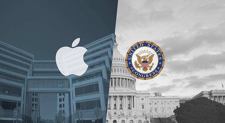 Apple стала инструментом слежки за гражданами