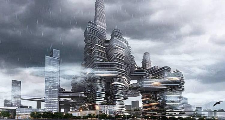 building city
