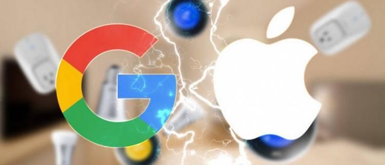 google apple