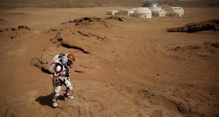 china mars program