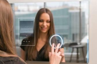 ayi smart mirror