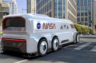 NASA bus