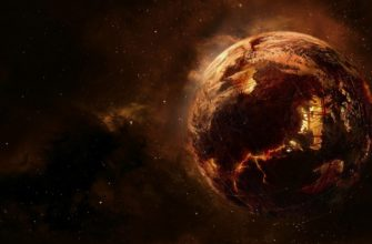 Planet of hell