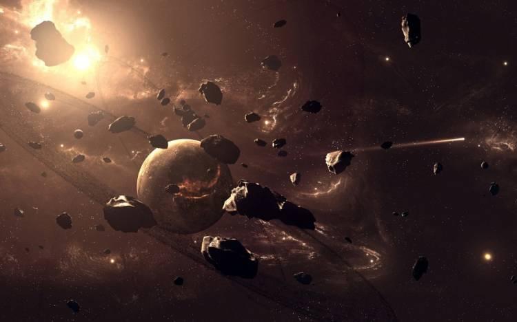 Mars asteroids