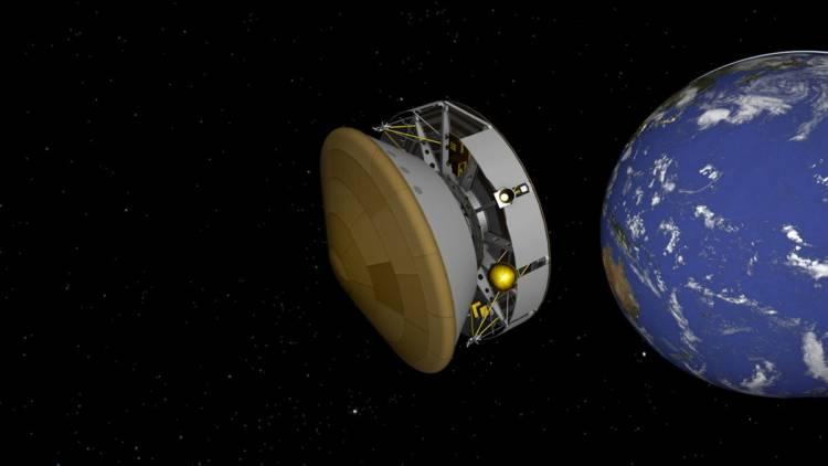 Робот НАСА Perseverance приближается к Марсу