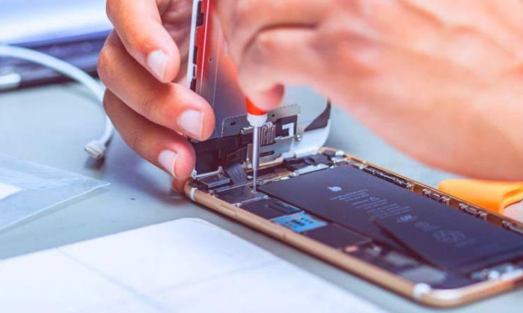 Как защитить мобильный телефон при ремонте